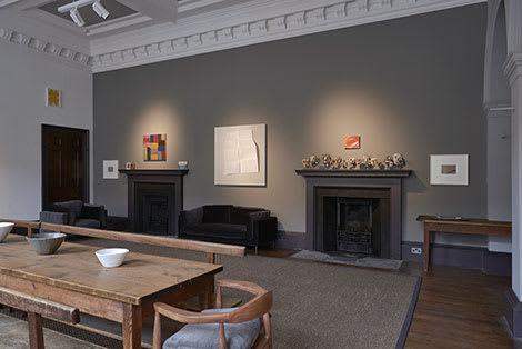 Installation view of TWENTY Ingleby Gallery, Edinburgh, 11 May - 14 July, 2018