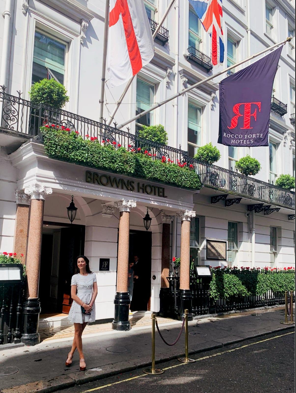 Brown's Hotel London, Mayfair
