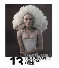 Taylor Wessing Photographic Portrait Prize 2013 National Portrait Gallery, London