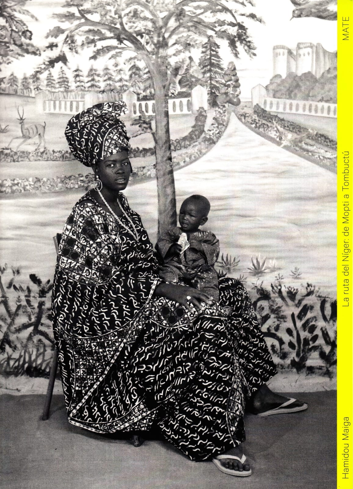 Hamidou Maiga, 'La ruta del Niger: de Mopti a Tomboctu' MATE: Museo Mario Testino, Lima, Peru