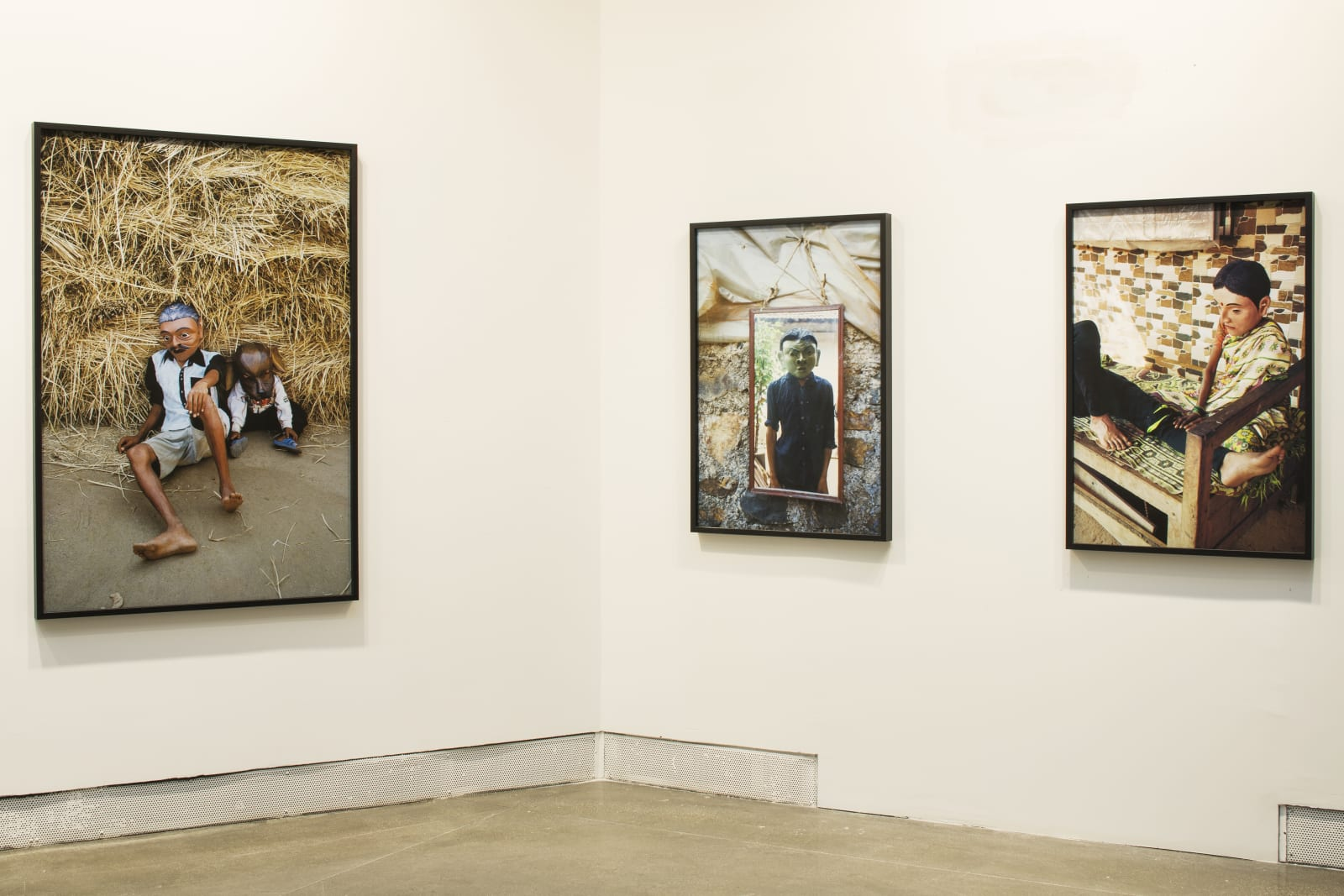 Installation View, Gauri Gill, various works from the series Acts of Appearance, 2015 – ongoing, archival pigment print, 58th International Art Exhibition – Venice Biennale, May You Live In Interesting Times | Photographer: Francesco Gall, May 11 - November 24, 2019