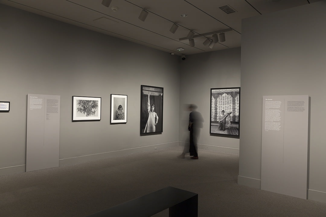 Installation View, Gauri Gill at Arthur M. Sackler Gallery, Notes from the Desert: Photographs by Gauri Gill, September 17, 2016 - February 12, 2017, Washington, D.C.