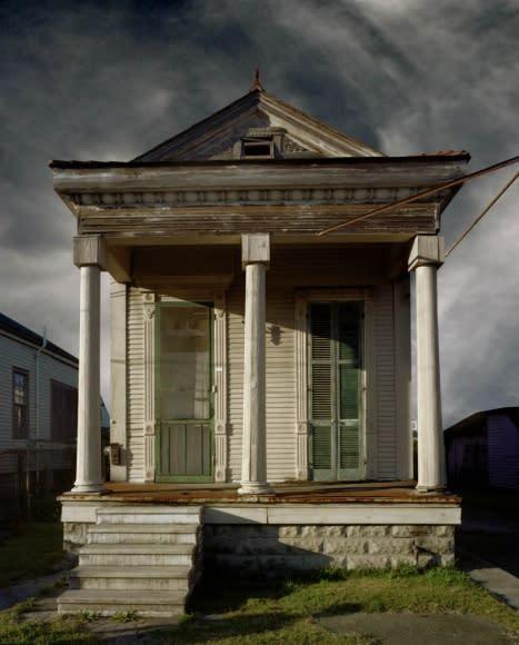 Michael Eastman Shotgun House, 2005 c-print 58 1/2 x 48 inches edition of 10