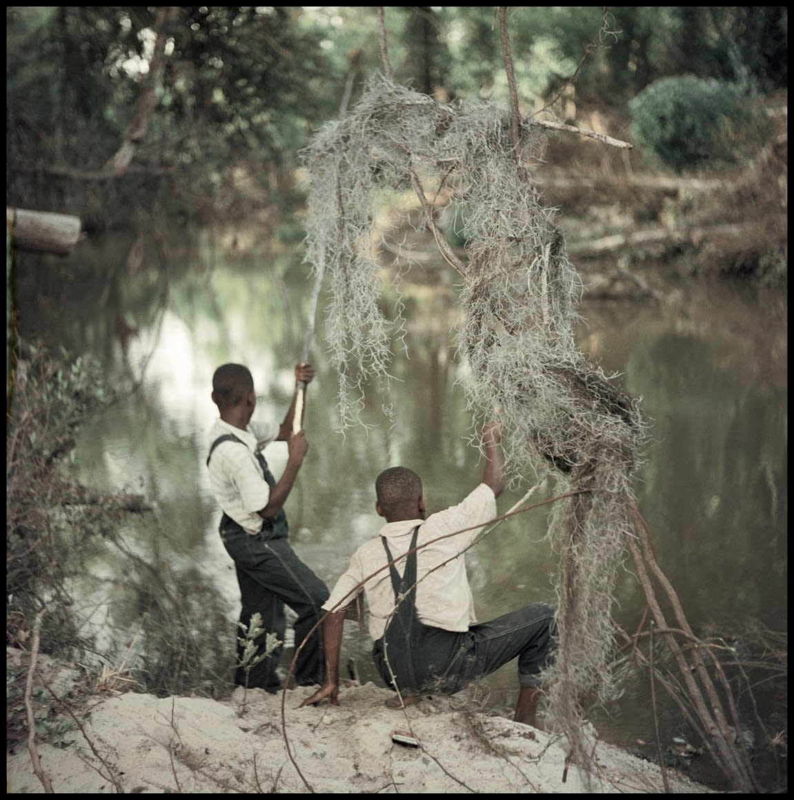 Gordon Parks Untitled, Shady Grove, Alabama, 1956 pigment print 16 x 20 inches ©The Gordon Parks Foundation. Used with permission.