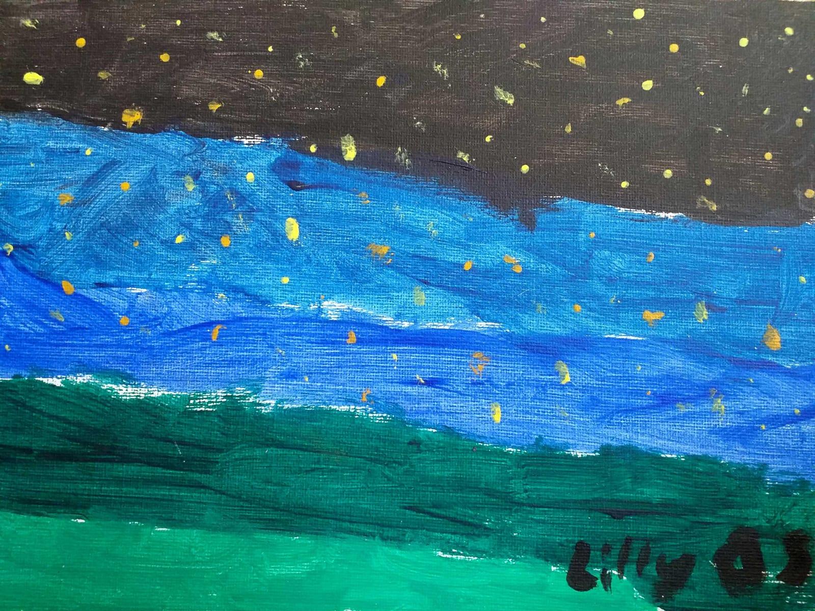 Miss Lilyanna O'Sullivan, Age 8, Untitled
