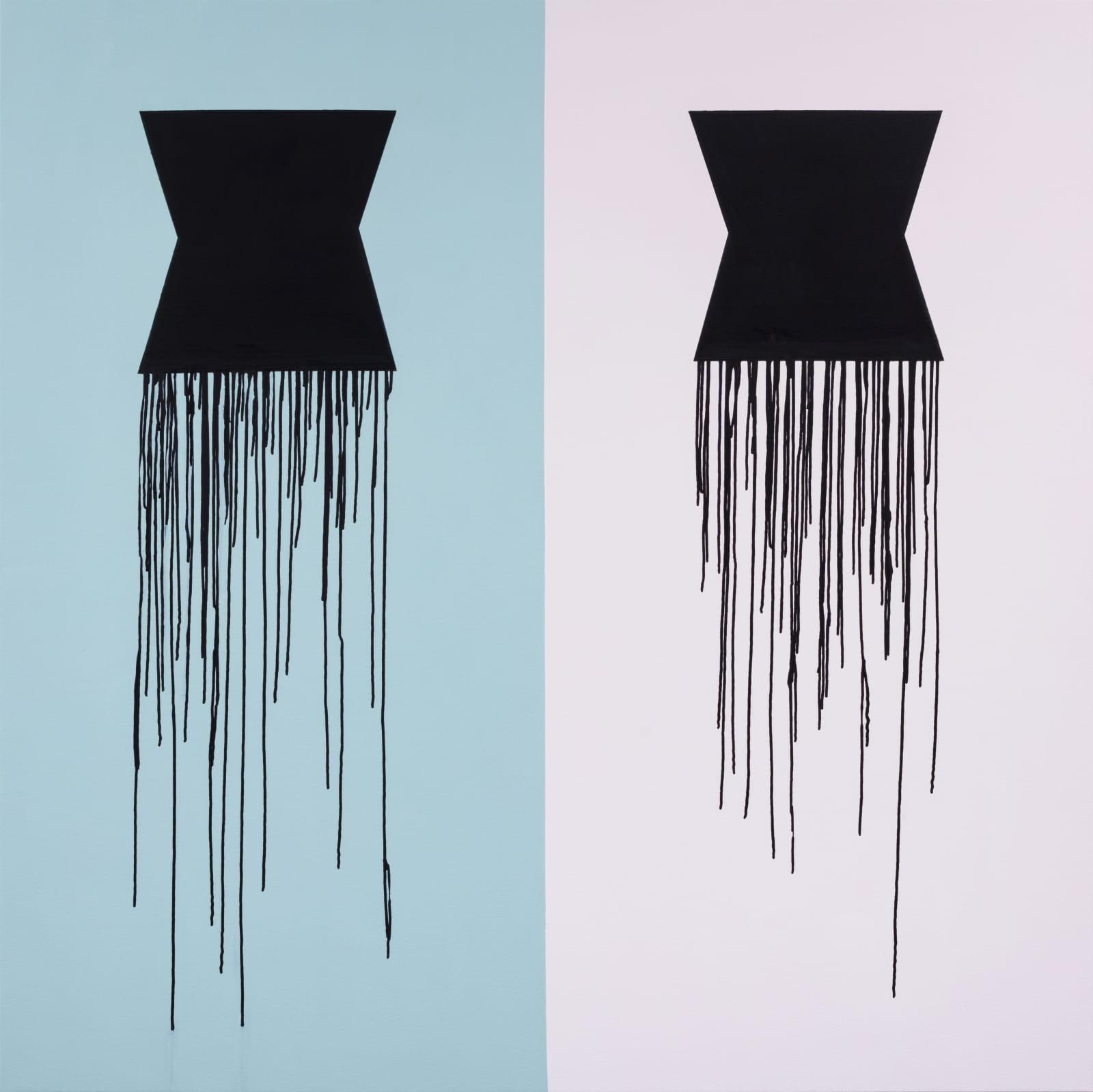 Julie Umerle, Split Infinity III, 2020