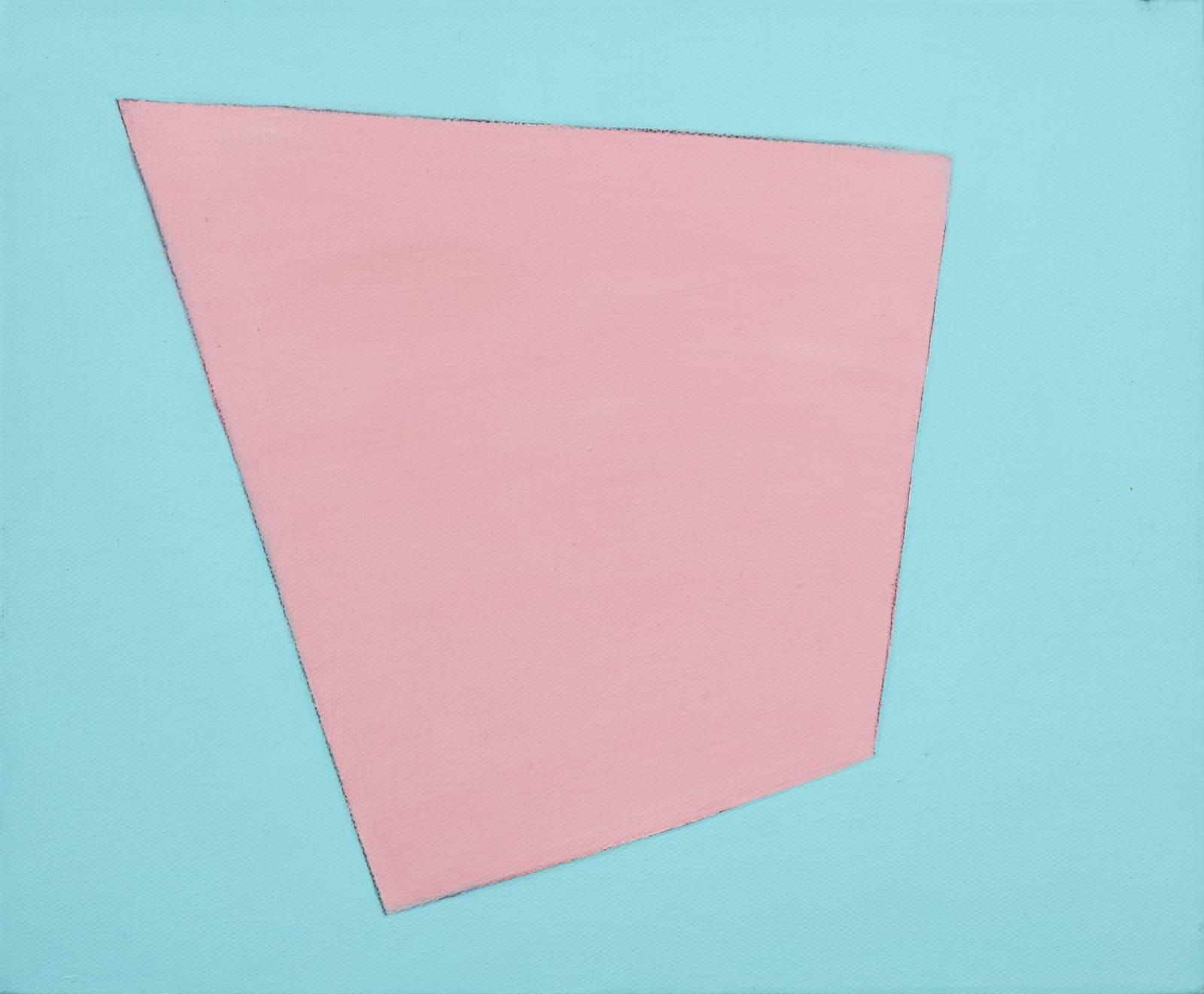 Julie Umerle, Unfolded Polygon IV, 2019