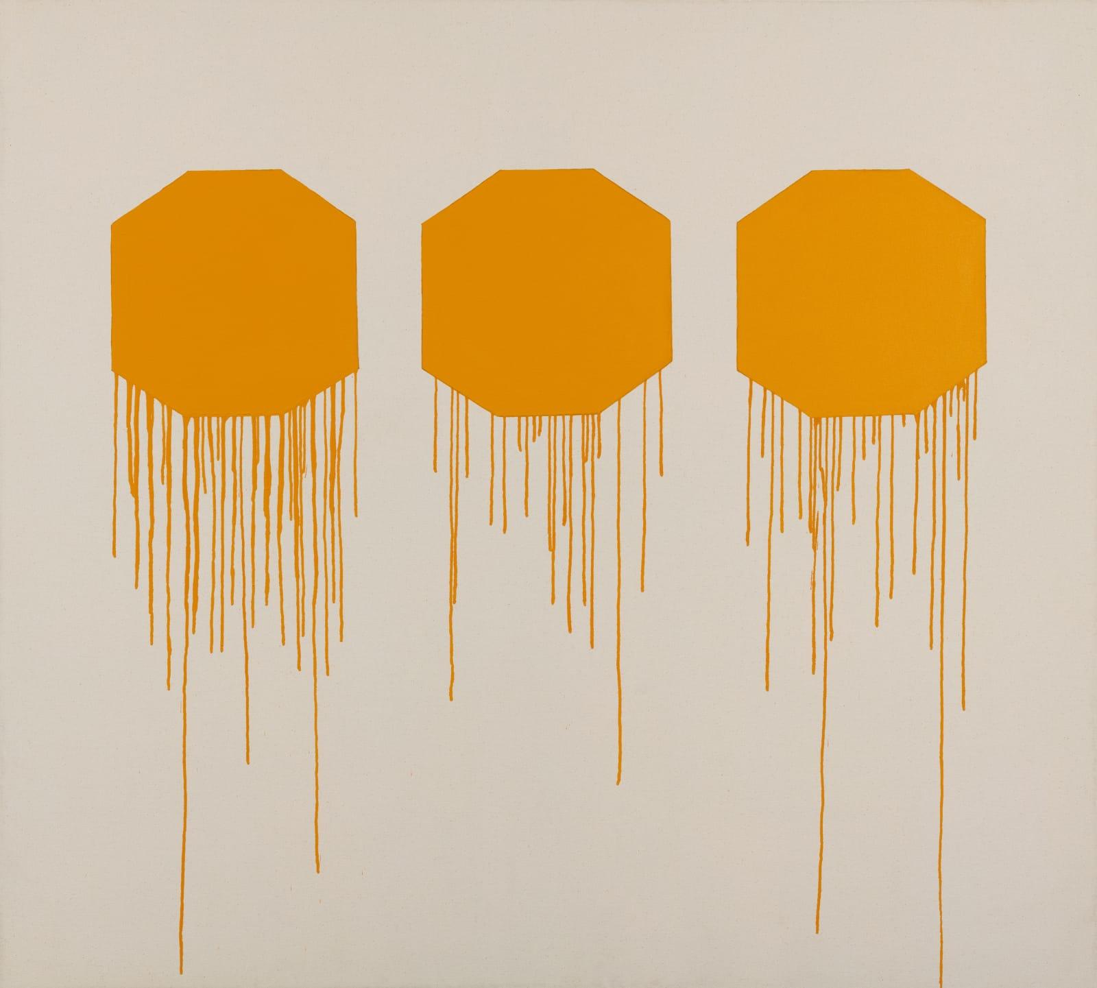 Julie Umerle, Three Octagons, 2017