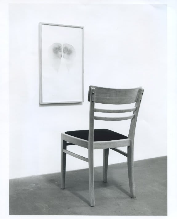 Abigail Lane: Making History, installation view, September 1992