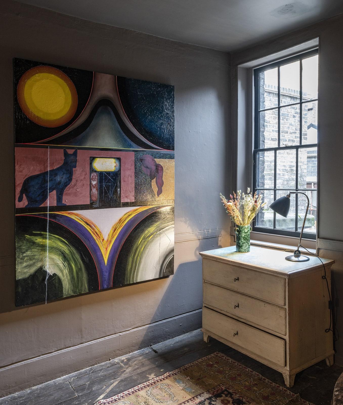 Installation view, Room 2, 2020.