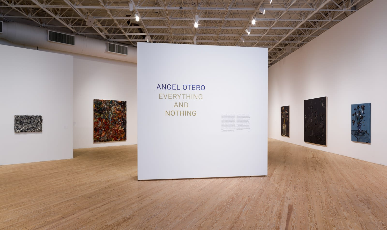 Angel Otero, Everything and Nothing