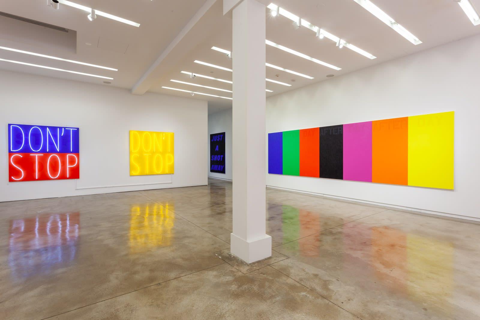 Deborah Kass, Painting and Sculpture