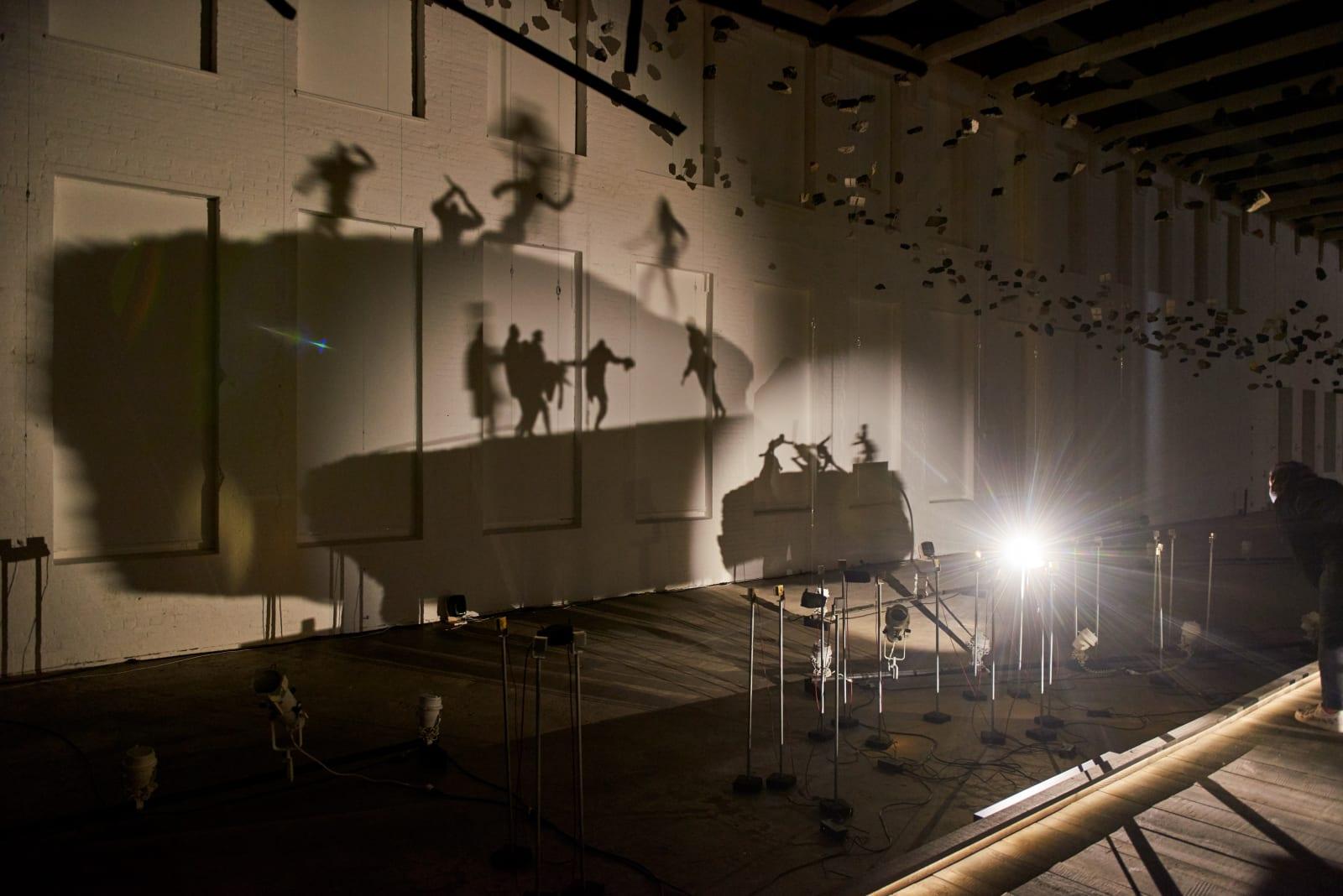 Glenn Kaino, In the Light of a Shadow