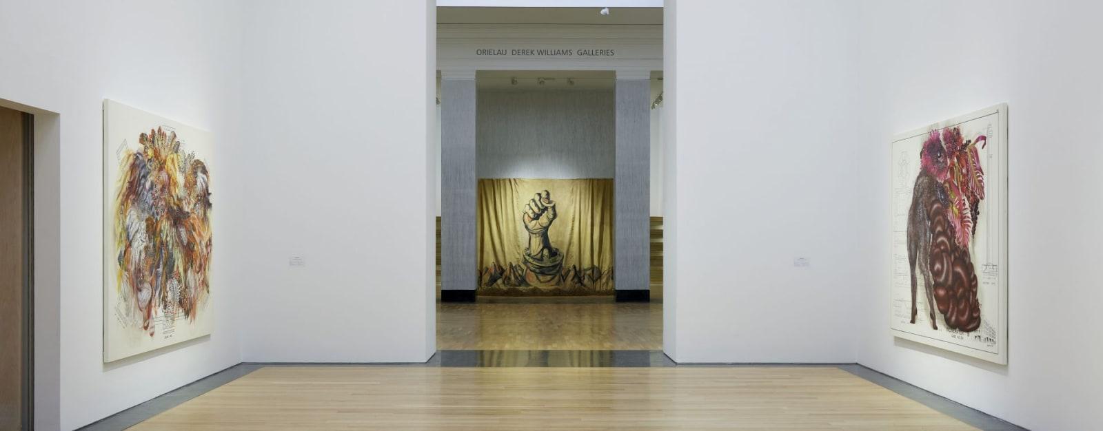 Firelei Báez, Artes Mundi 9