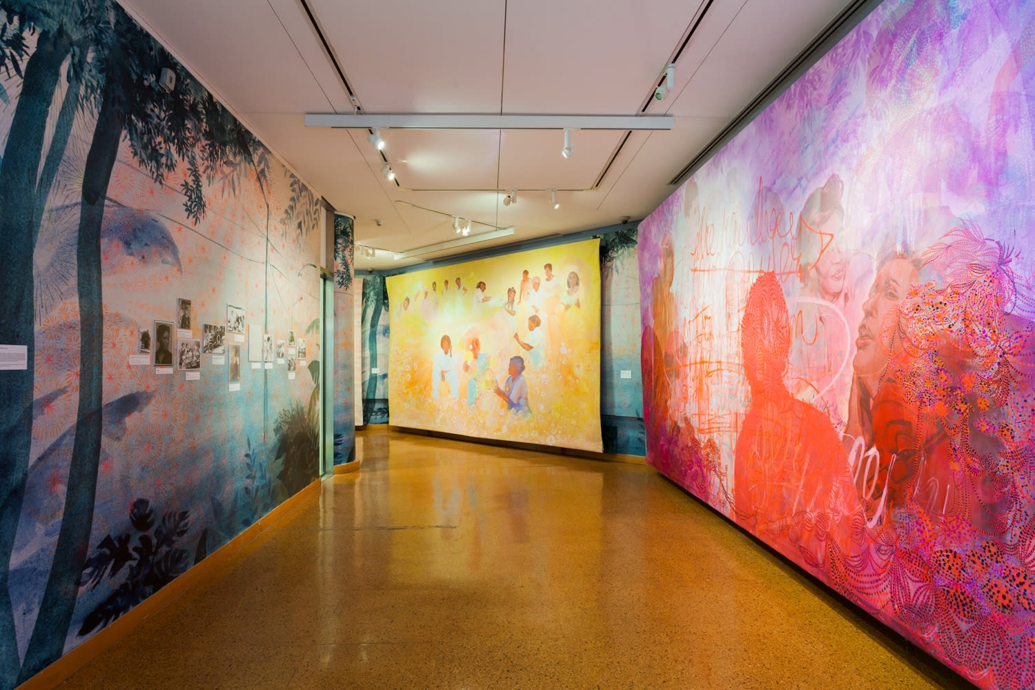 Firelei Báez, Joy Out Of Fire