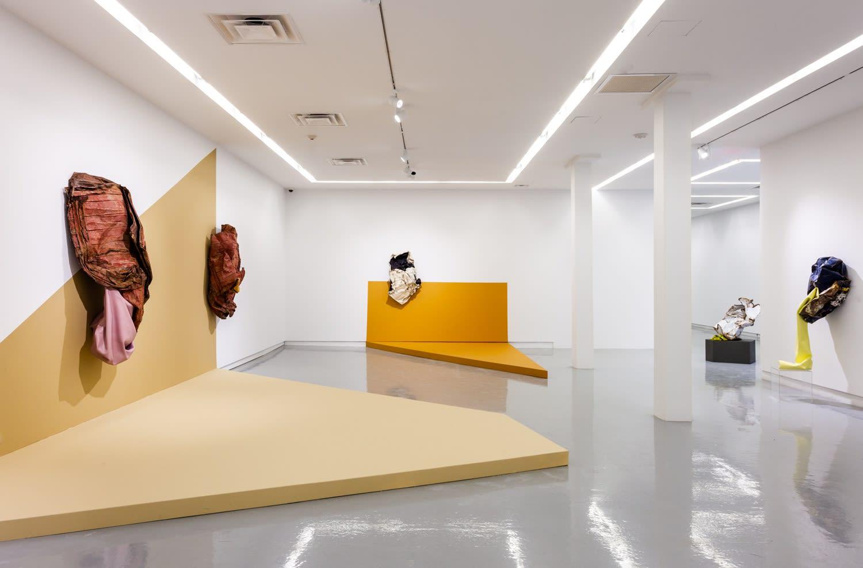 Kennedy Yanko, HANNAH (installation view), 2019, Kavi Gupta | Elizabeth St., Chicago, IL