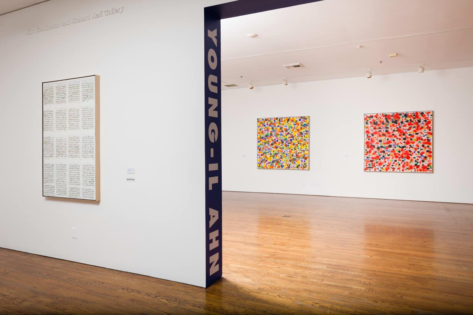 Young-Il Ahn: When Sky Meets Water, at Long Beach Museum of Art, Long Beach, California