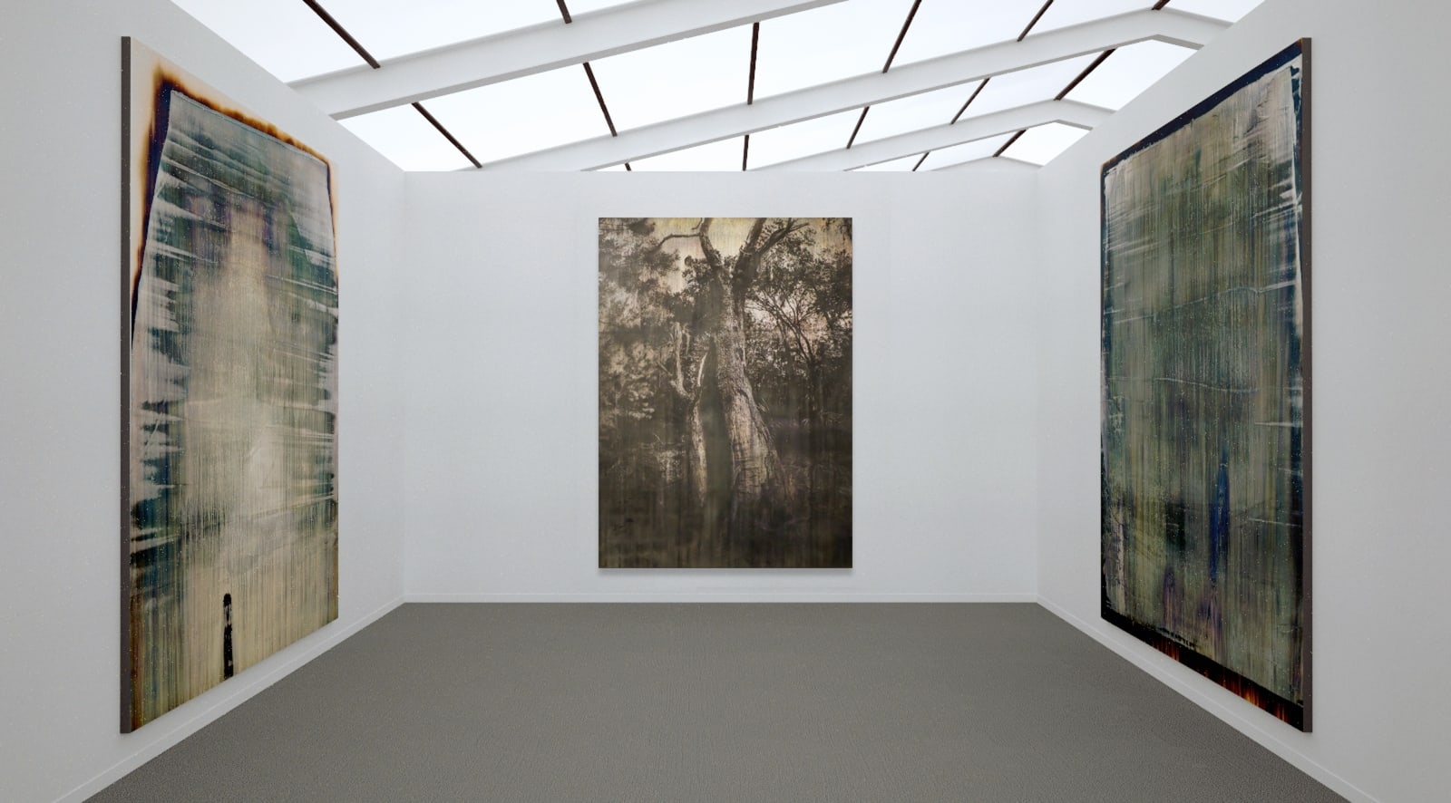 Works by Michael Joo at Frieze New York (Installation View), 2020, Kavi Gupta
