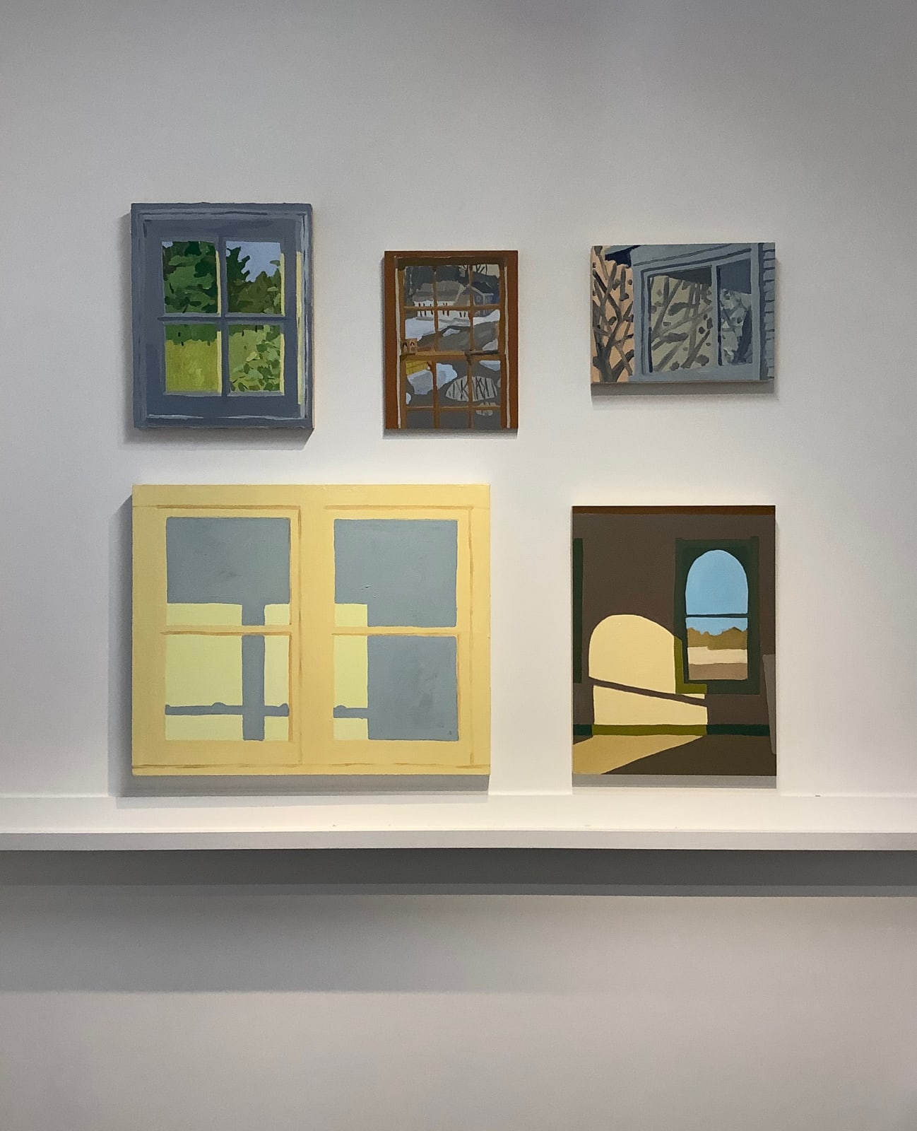 A Year in Windows - Sophie Treppendahl
