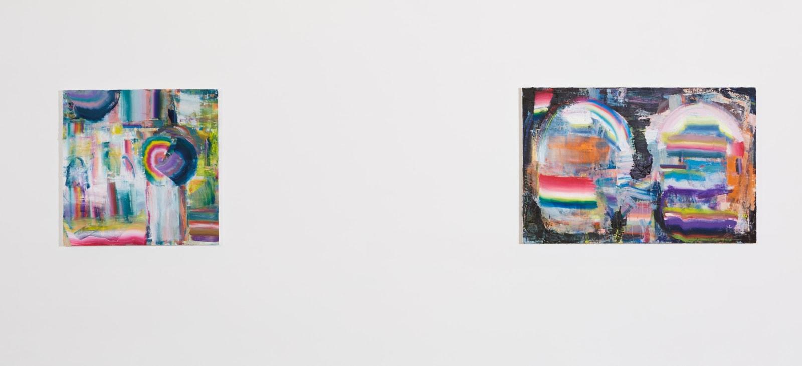 Diana Copperwhite & Aileen Murphy