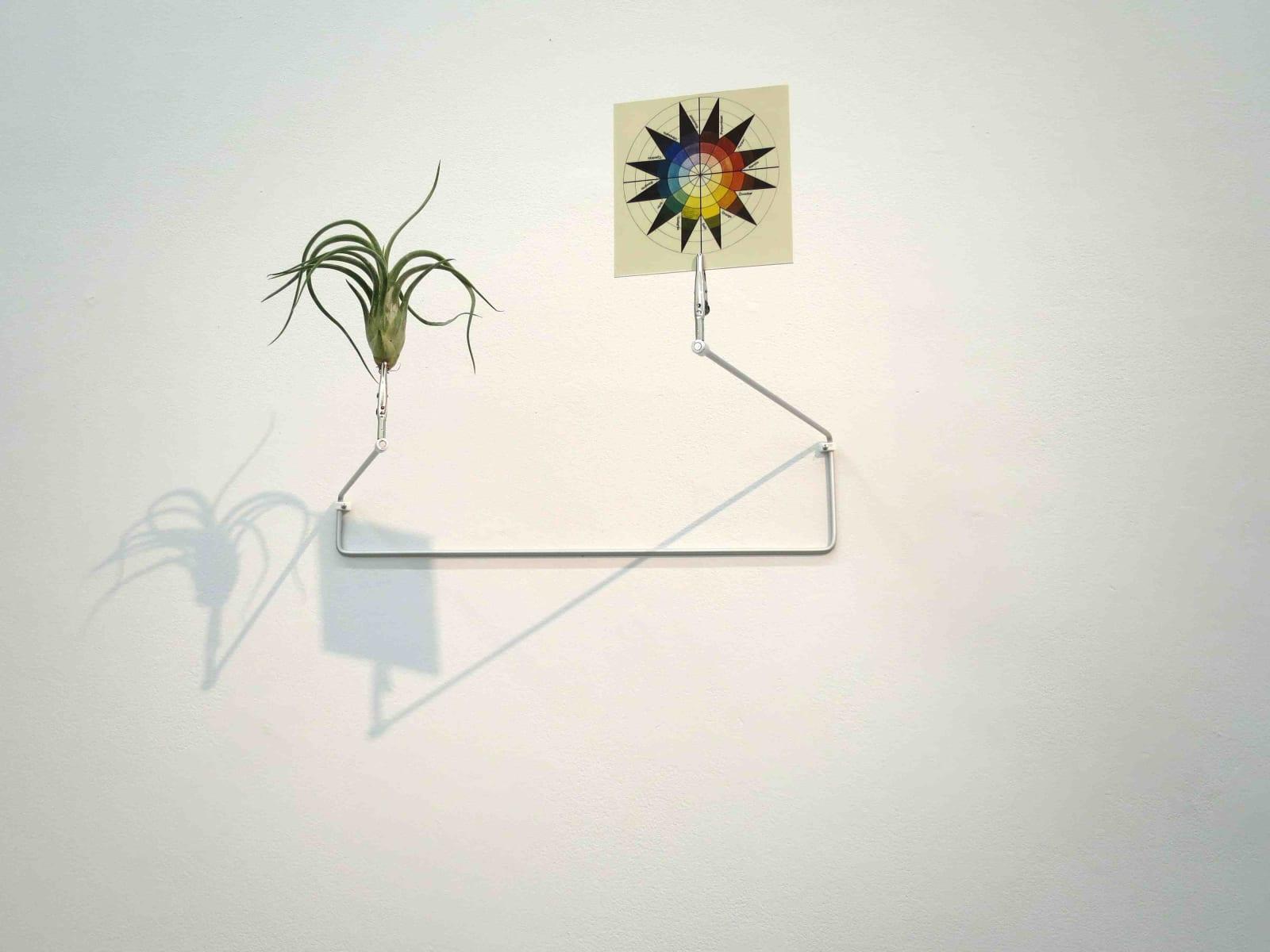 ULRICH VOGL, TWO FRIENDS, 2016