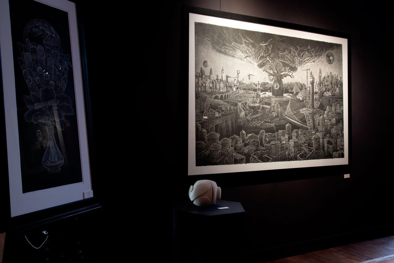 Signs of Life   Ade Adesina   Kilmorack Gallery, Nov 2020
