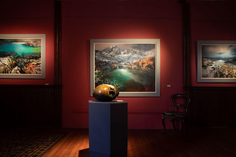 Winter Light, BETH ROBERTSON FIDDES, Kilmorack Gallery October 2020