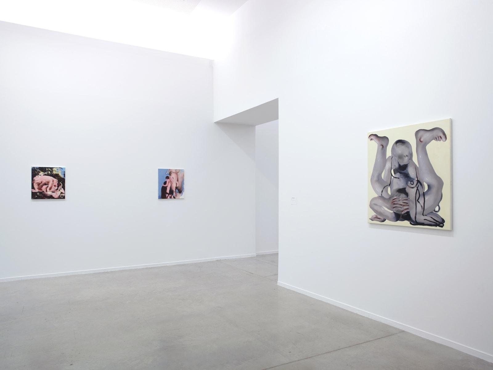 AMBERA WELLMANN exhibition view, UnTurning, MO.CO. Panacée, Montpellier, 2019