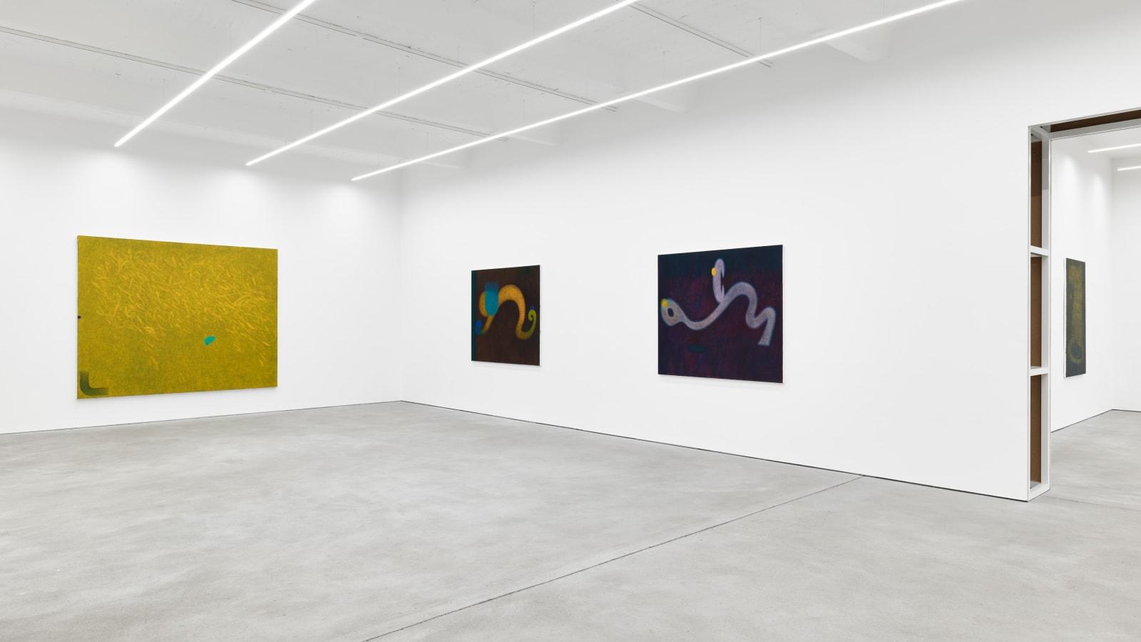 ZHOU SIWEI exhibition view, The Last Bridge, Kraupa-Tuskany Zeidler, Berlin, 2019