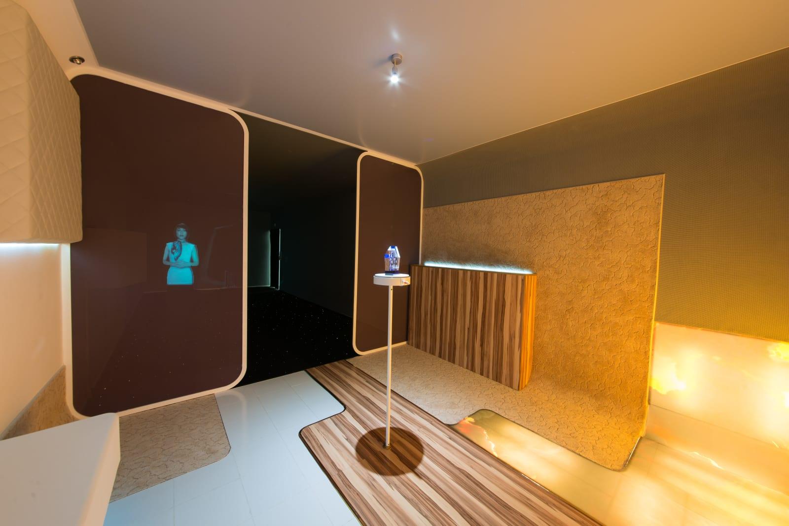 GCC exhibition view, Future Generation Art Prize, Pinchuk ArtCenter, Kyiv 2014