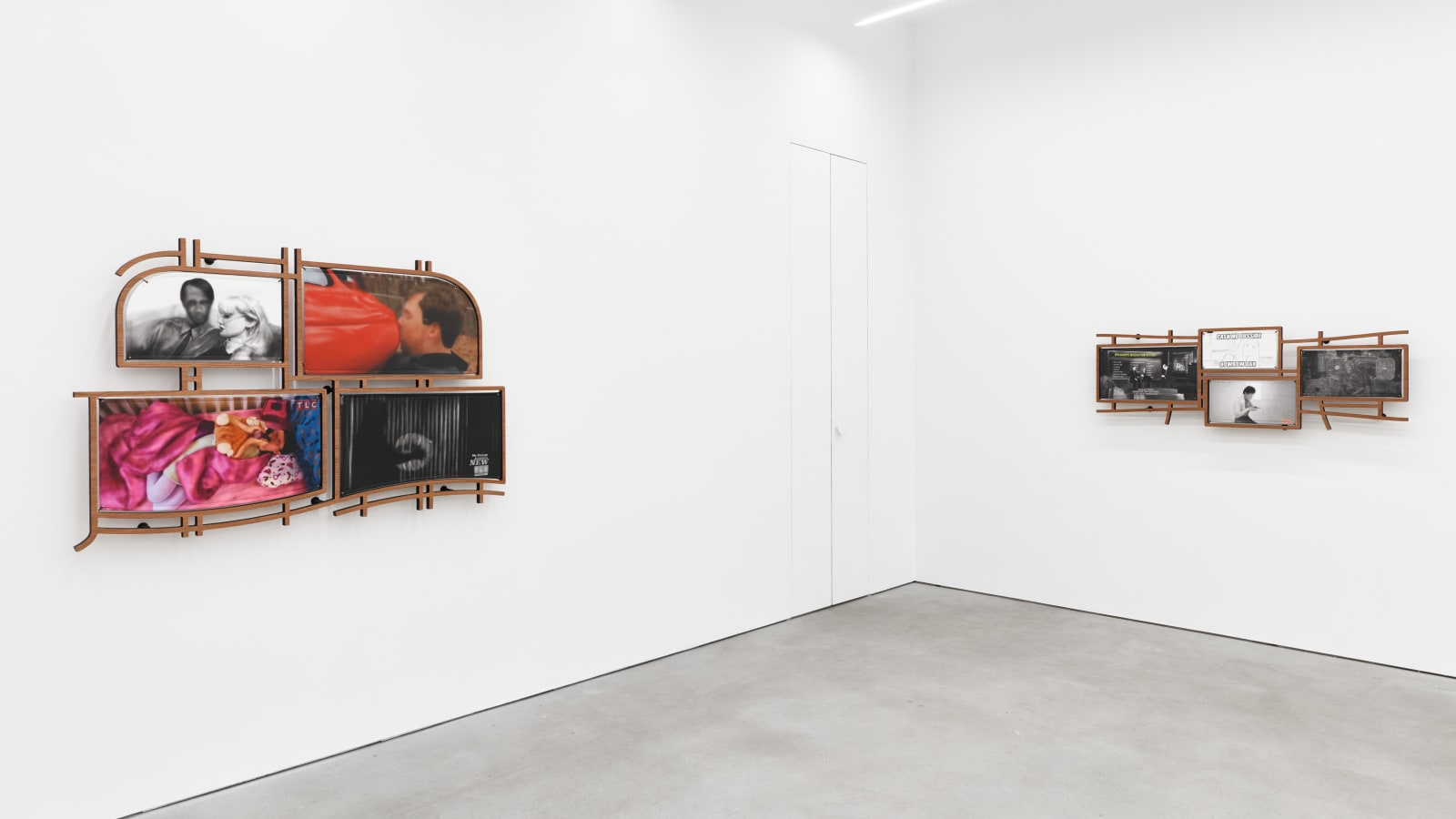 ANDREA CRESPO exhibition view, Step Right Up, Kraupa-Tuskany Zeidler, Berlin, 2019