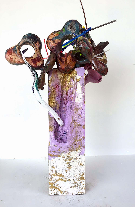 Duane Paul, Abstract Arrangement #3 - 2017-18