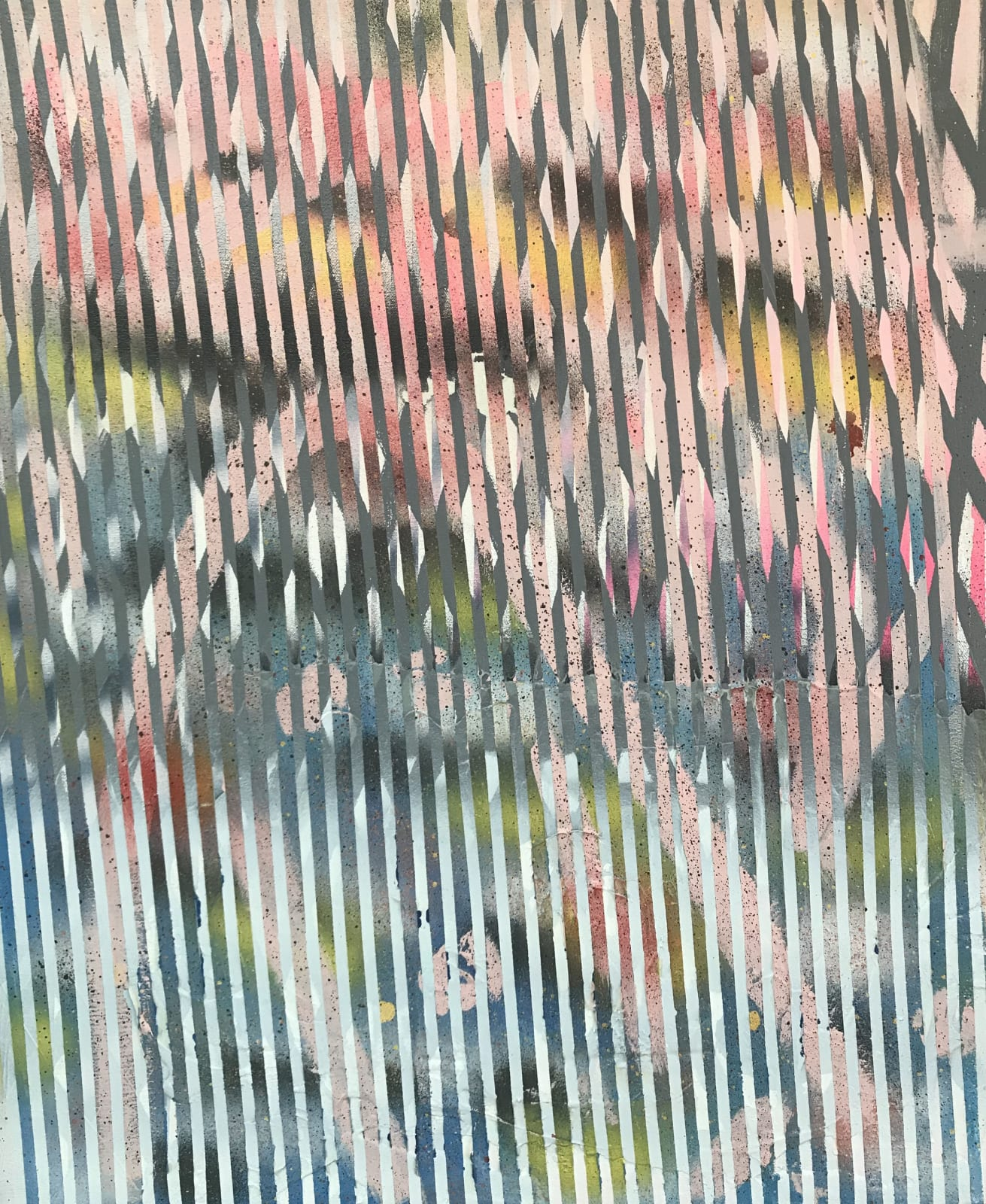 Nano Rubio, Pixelated Sunrise - 2020