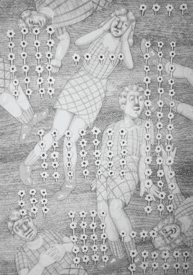 Lucas Kaiser, Full Bloom, 2019
