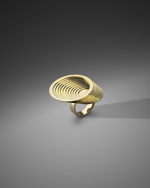 ANISH KAPOOR Atlas Ring (round), 2012