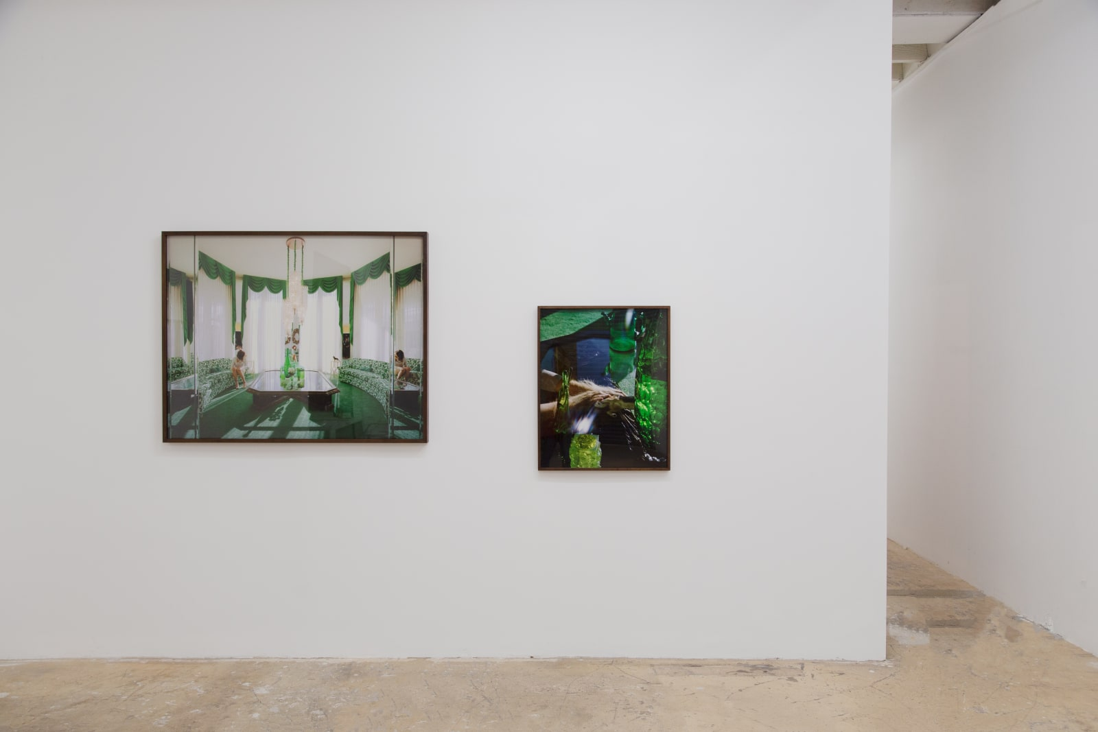 Installation view, Unsex me here