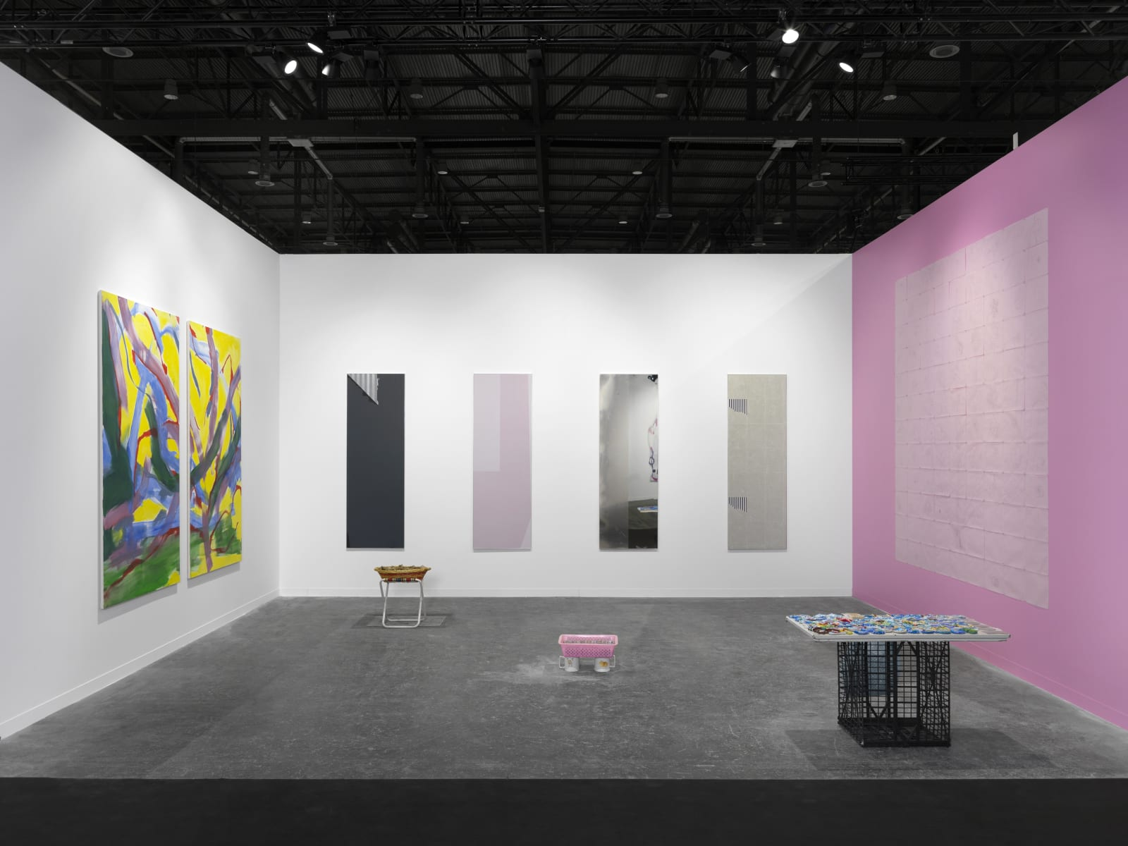Booth Installation View #2