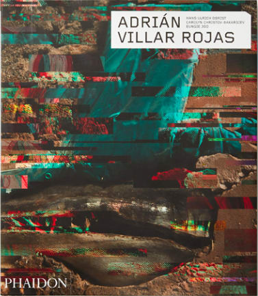 the cover of a catalogue by Adrian Villar Rojas