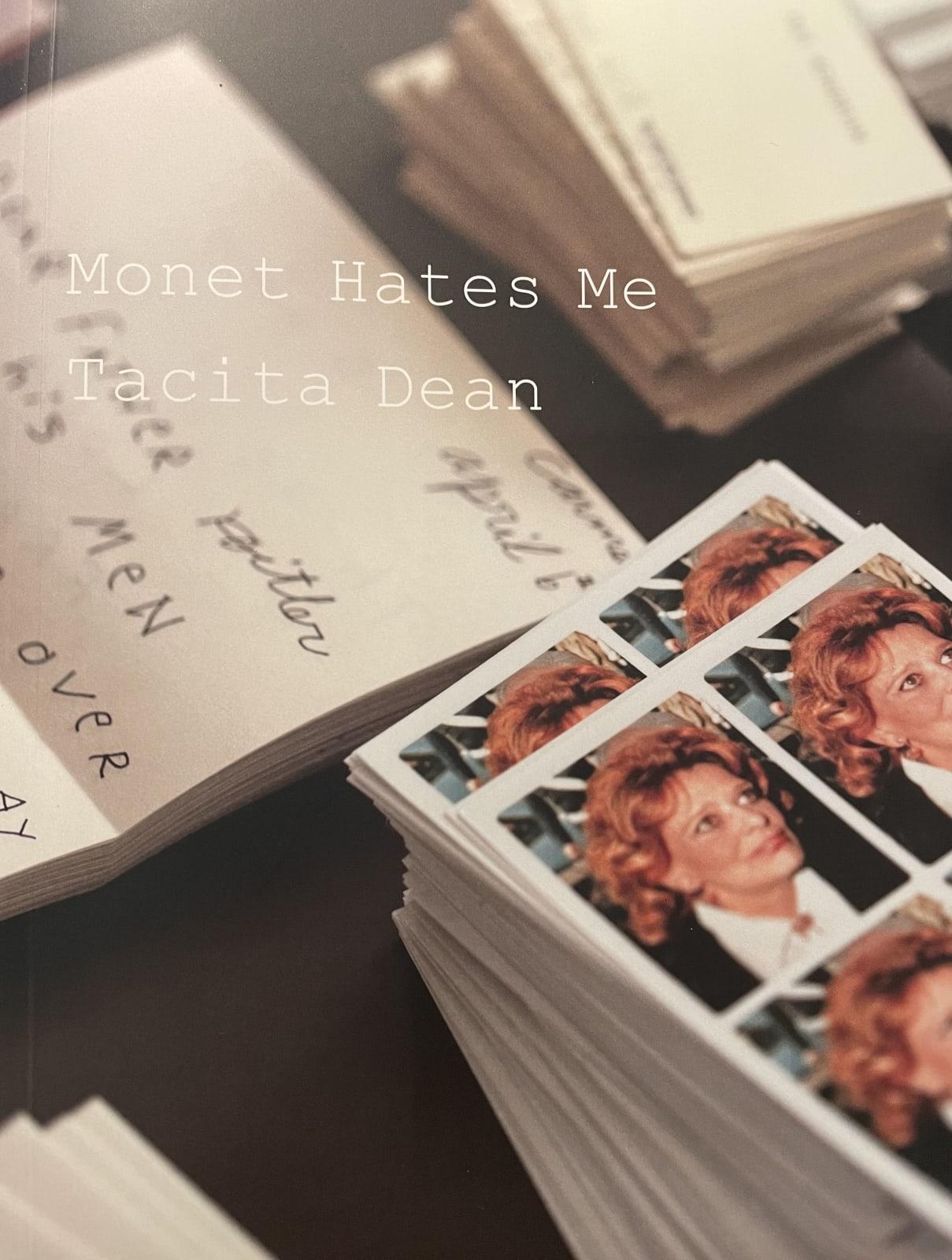 Tacita Dean Monet Hates Me