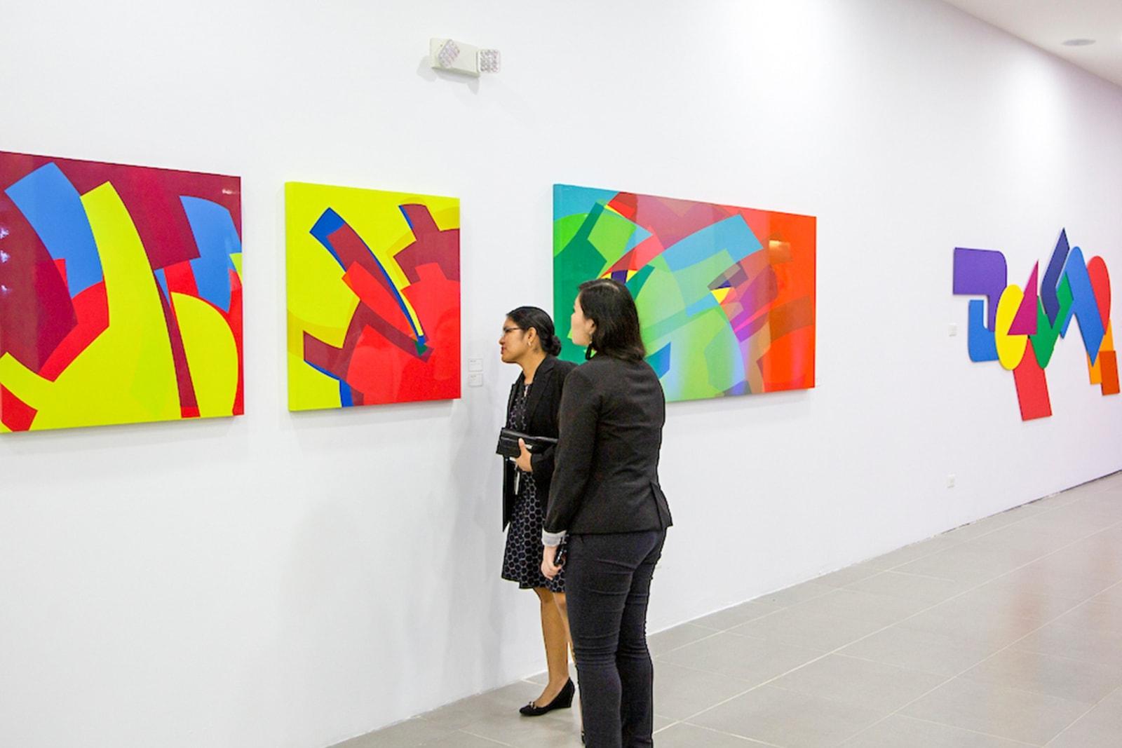 """Evento """"El arte de crear"""" Varios Artistas (2019) Ver proyecto"""