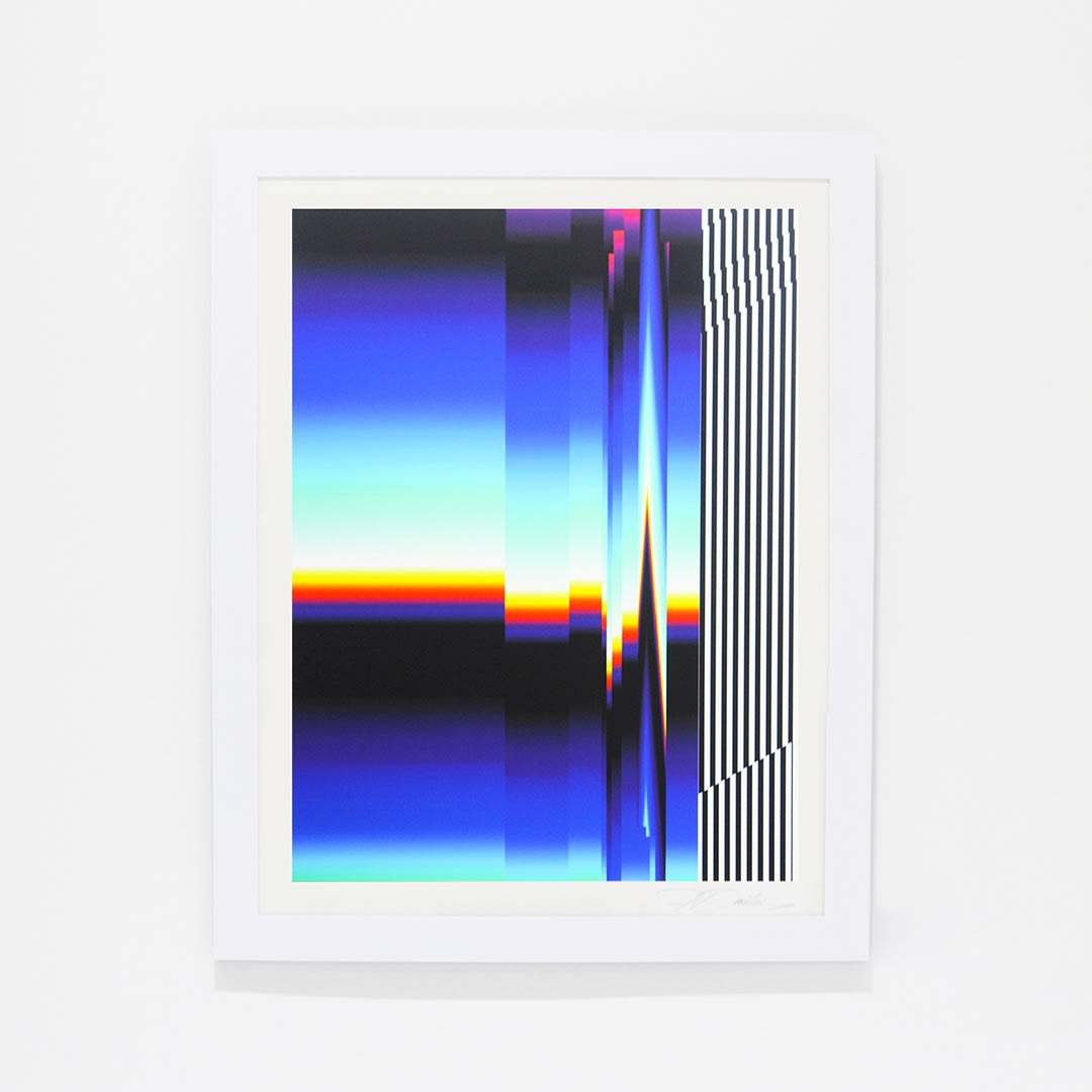 Felipe Pantone, Gráfica Cromadynamica 13, 2016