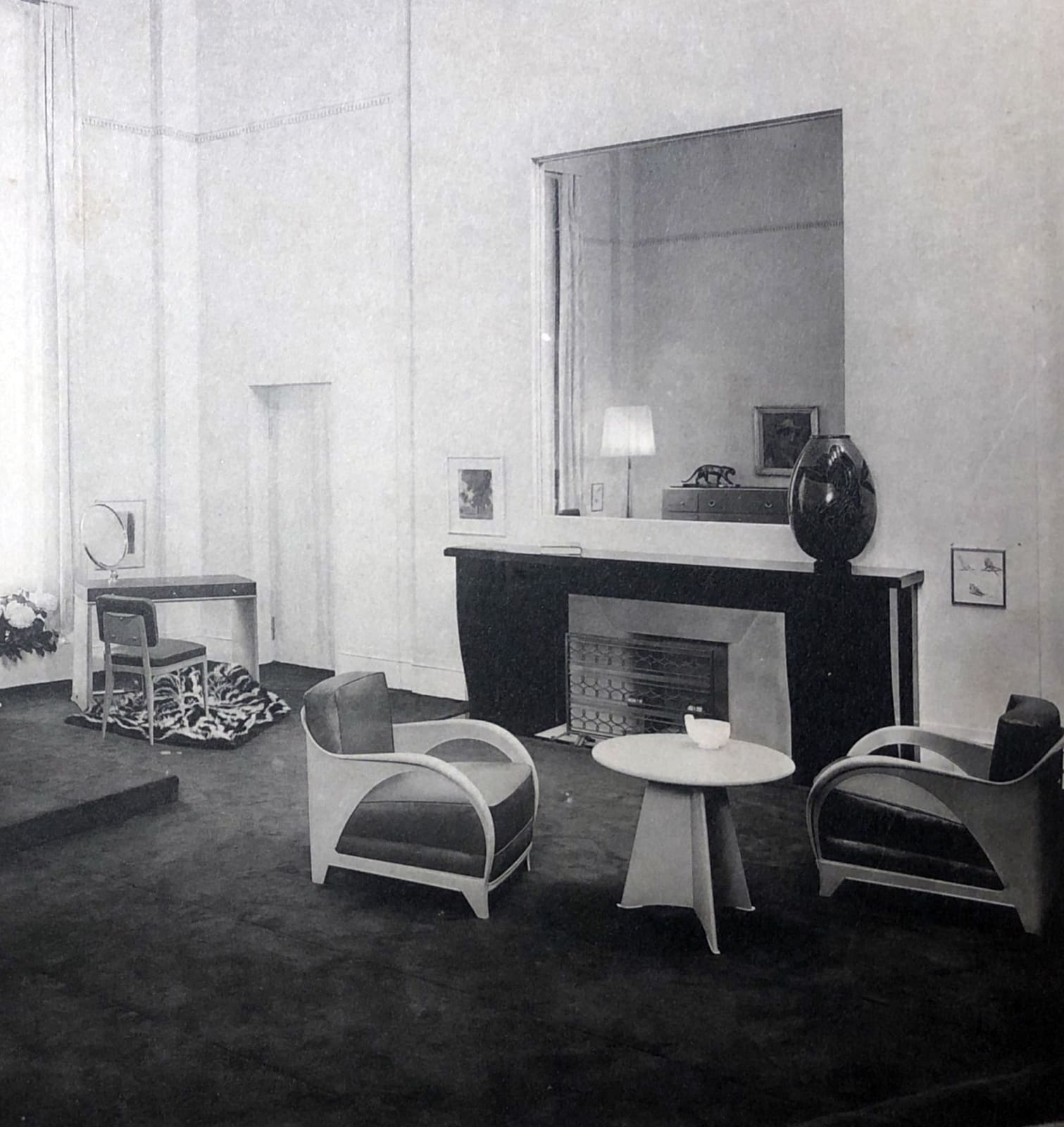 Alfred Porteneuve Paris, 1932