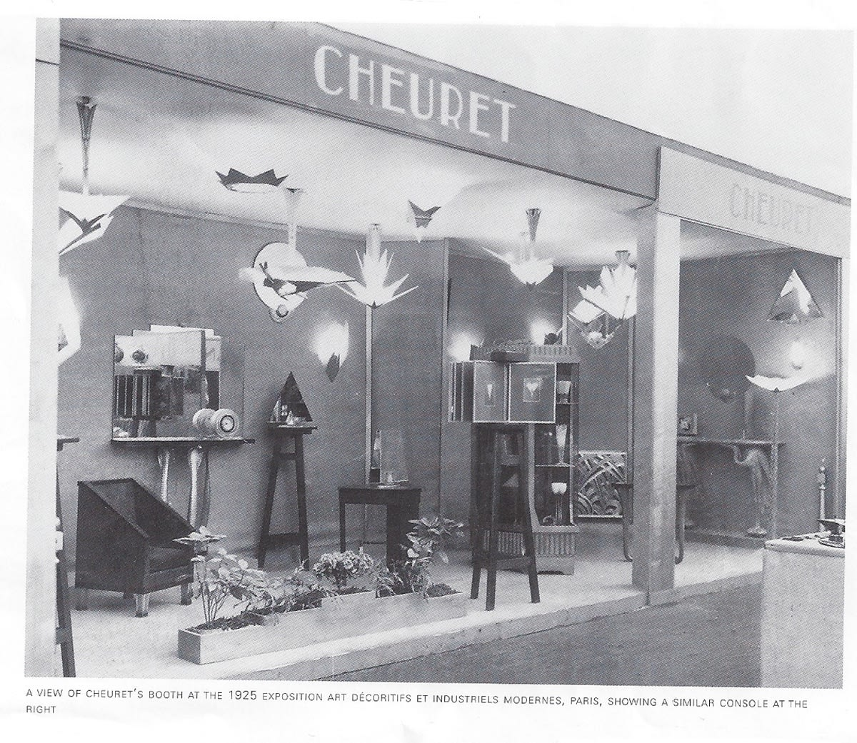 Albert Cheuret  Paris, 1925