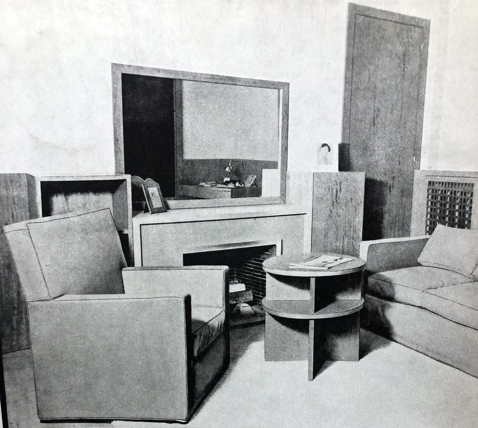 Desny Paris, 1933