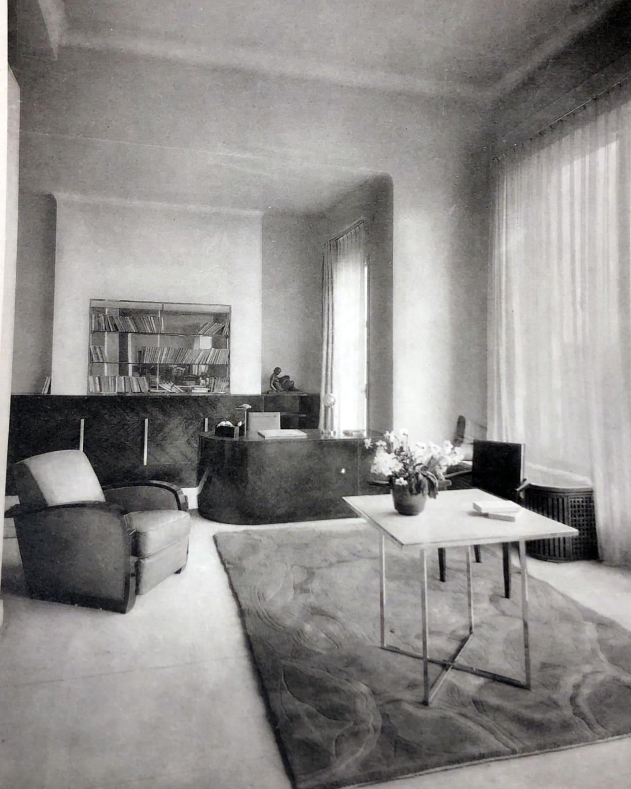 Maurice Dufrene & La Maîtrise des Galeries Lafayette. Paris, 1930