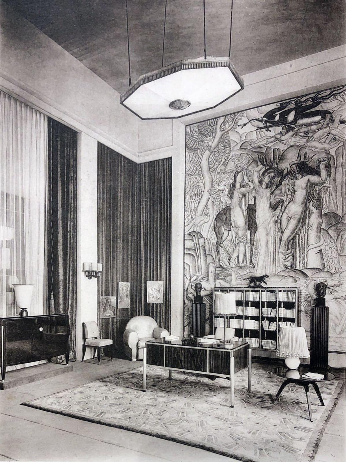 J. Ruhlmann Paris, 1928