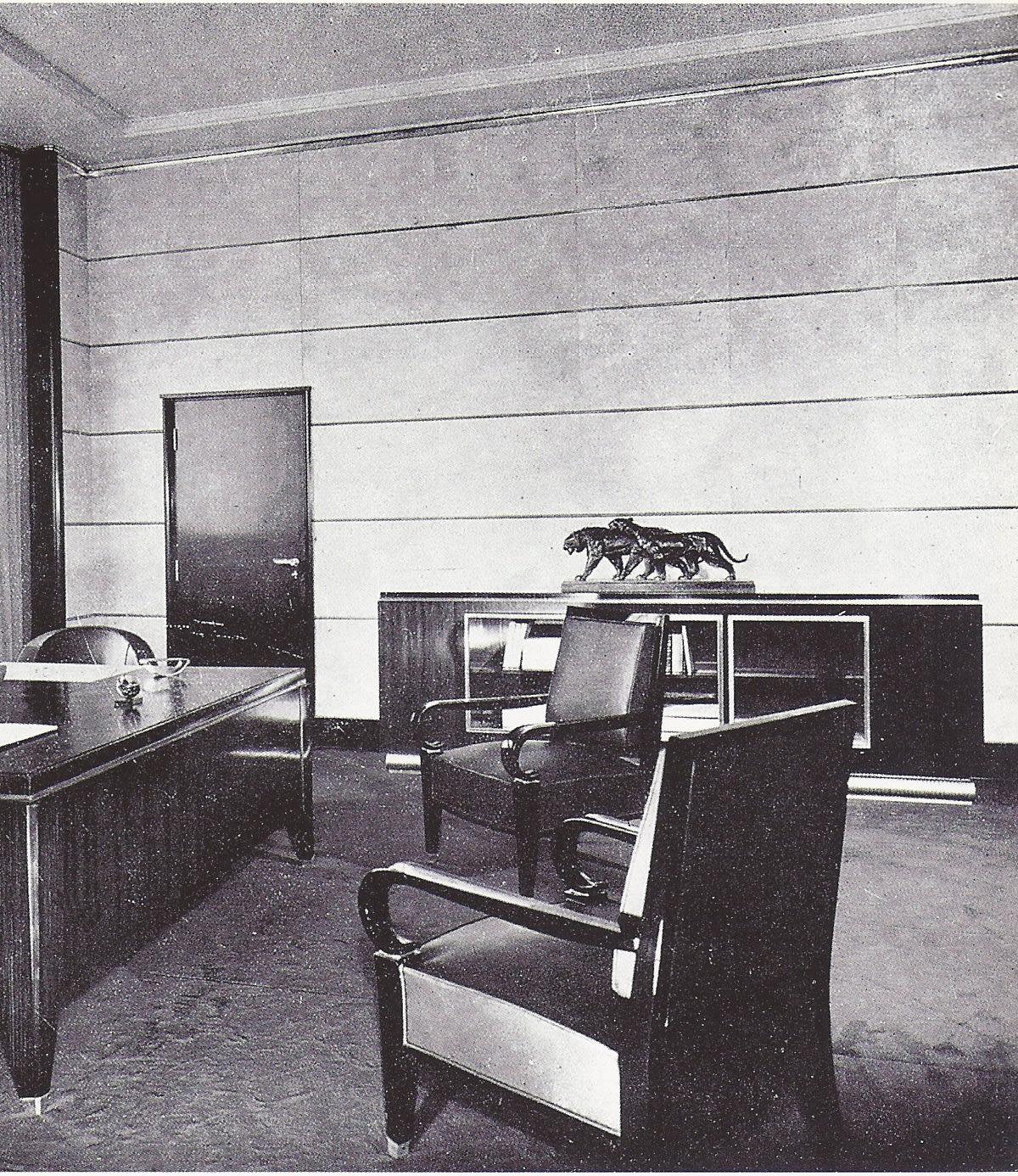 Edgar Brandt Paris, 1930