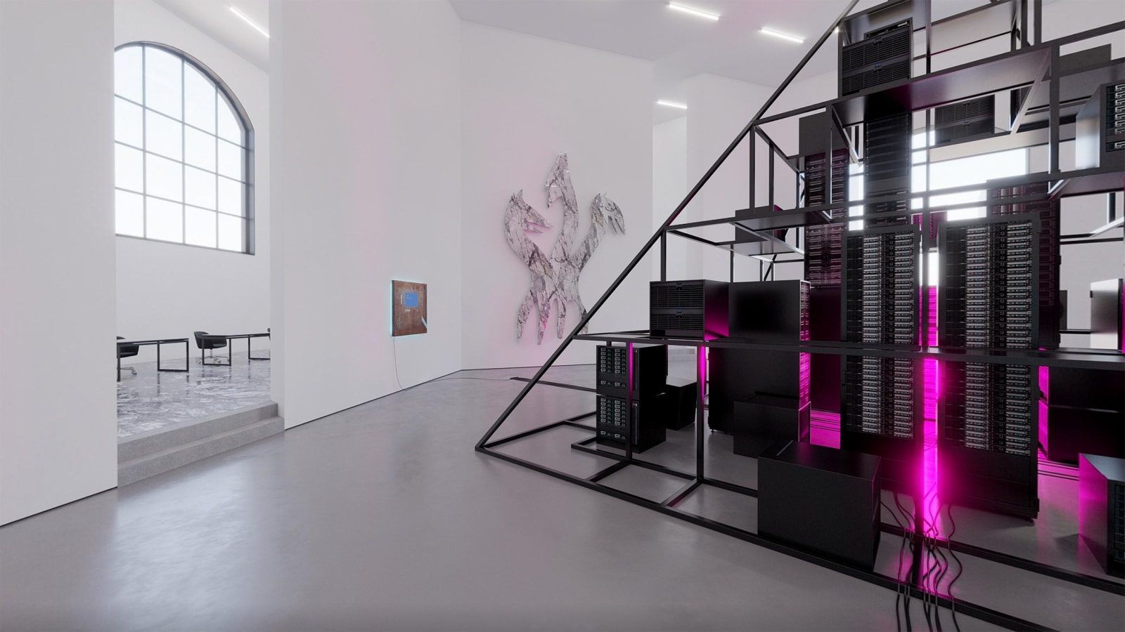 Vision HQ | niko abramidis &ne | online
