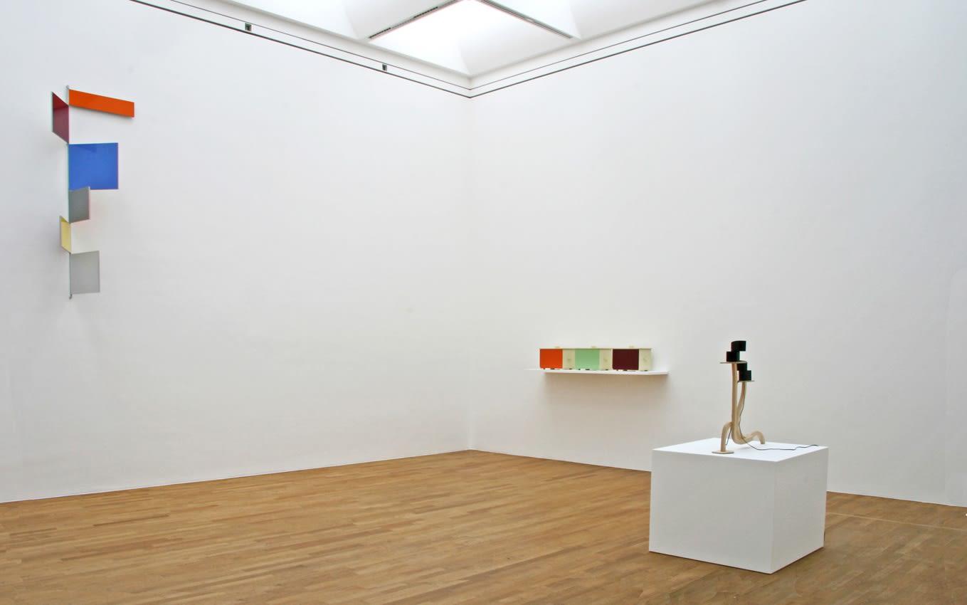 "Installationsansicht ""Discontinuity, Paradox & Precision"", Kunstmuseum Bonn (2008) Photo: Reni Hansen"
