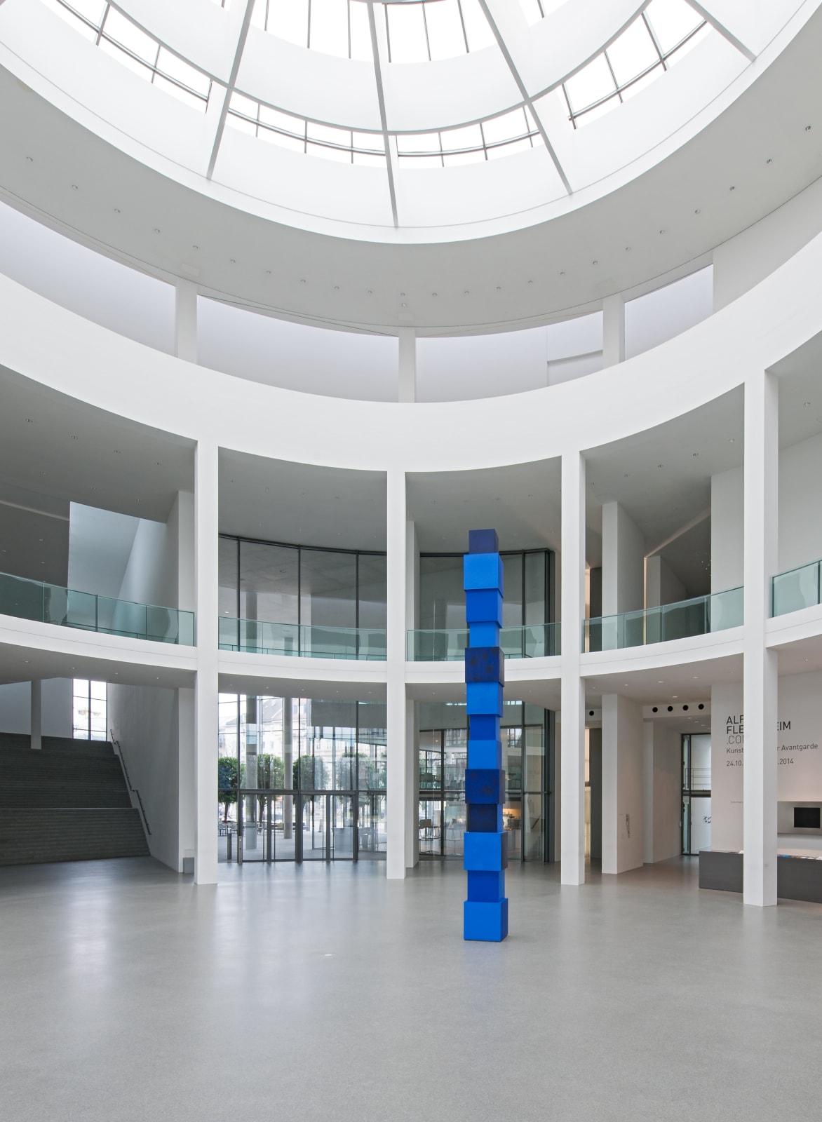 Pinakothek der Moderne München (2014) Photo: Nicole Wilhelms